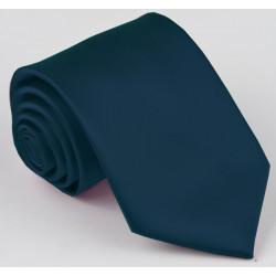 Petrolejová kravata jednobarevná Greg 99942