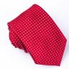 Červená kravata Rene Chagal 93160