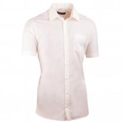 Šampaň pánská košile slim fit 100 % bavlna non iron Assante 40239