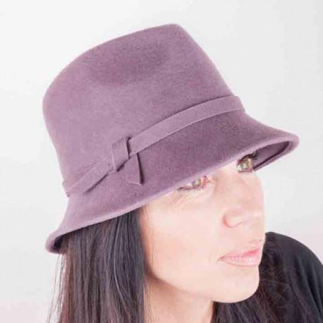 97906c0e7e7 Starorůžový dámský klobouk Assante 86972