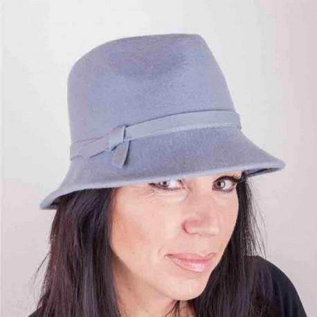 2142d9f4c03 Šedý dámský klobouk Assante 86975