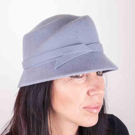 059f44c13dd Šedý dámský klobouk Assante 86987