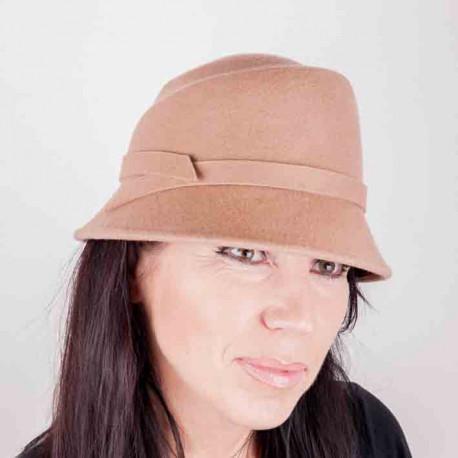 b6c5151fd00 Béžový dámský klobouk Assante 86994