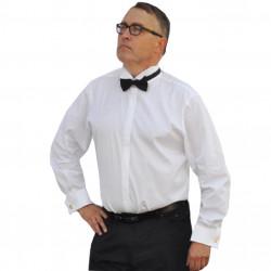 Frakovka pánská košile s dlouhým rukávem slim fit Assante 30011