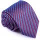 Červeno modrá kravata Greg 93207