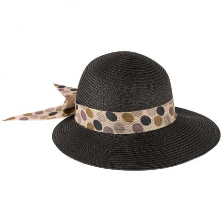 08c1887d059 Letní klobouk barva černá Assante 161233