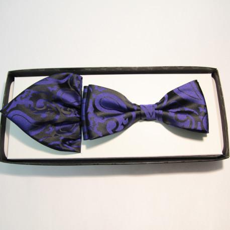 Tmavě modrý pánský motýlek Assante 90261