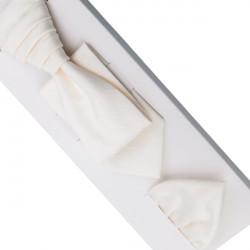 Svatební regata šampaň- Anglická kravata Assante 90686