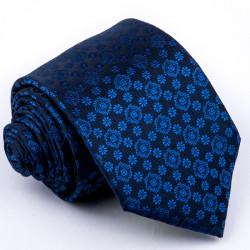 Modrá kravata Greg 94319