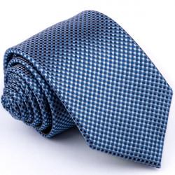 Modrá kravata Greg 94323