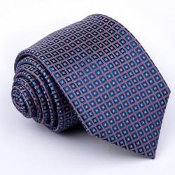 Modrá kravata Greg 94324