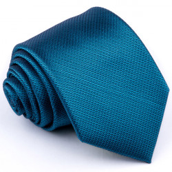 Ocelově modrá kravata Greg 94336