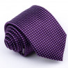 Fialová kravata Greg 96157