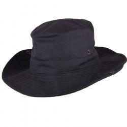 Pánský černý nepromokavý klobouk Assante 81040