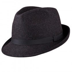 Šedý pánský klobouk Tonak 85048