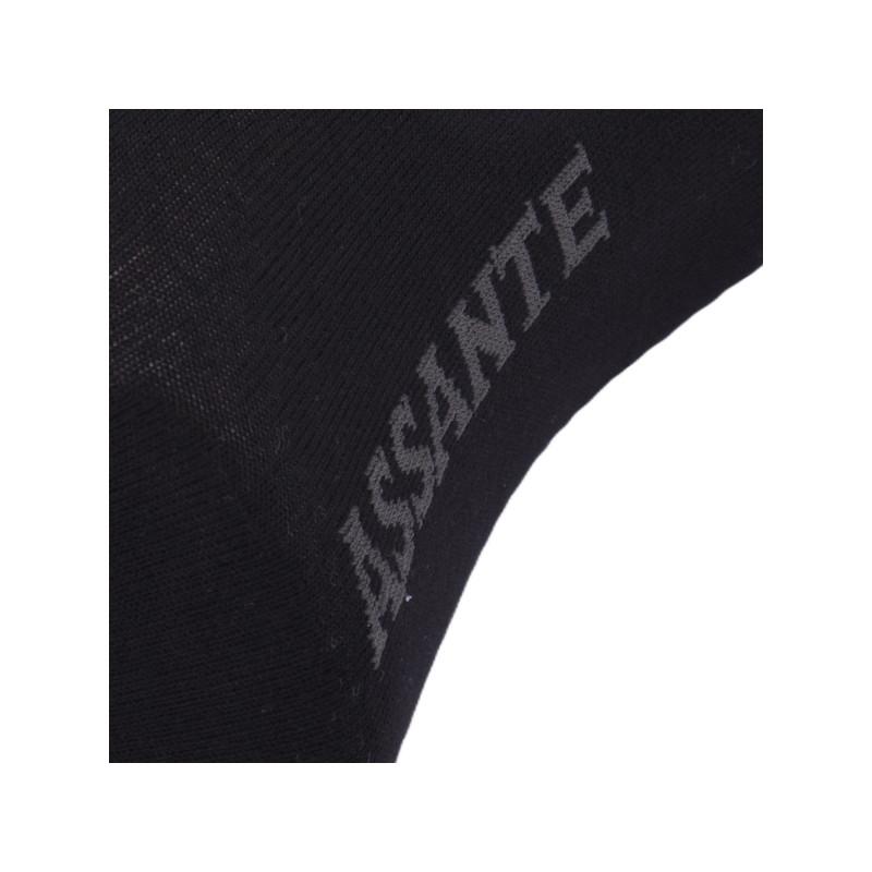 0a896075bb2 ... Multipack ponožky 6 párů černé antibakteriální kotníkové Ag Assante 783