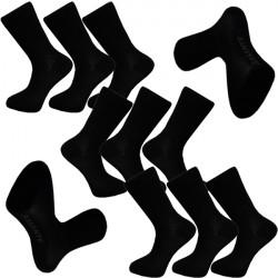 Multipack ponožky antibakteriální se stříbrem Assante 712