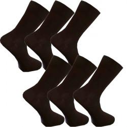 Multipack ponožky antibakteriální se stříbrem Assante 721