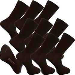 Multipack ponožky antibakteriální se stříbrem Assante 722