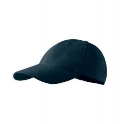 Námořnická modrá baseballová čepice 100 % bavlna Adler 81166