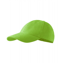 Světle zelená baseballová kšiltovka 100 % bavlna Adler 81171