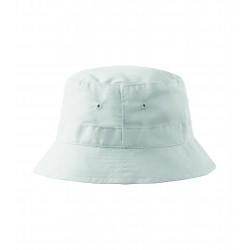Letní bavlněný bílý klobouk Adler 81181
