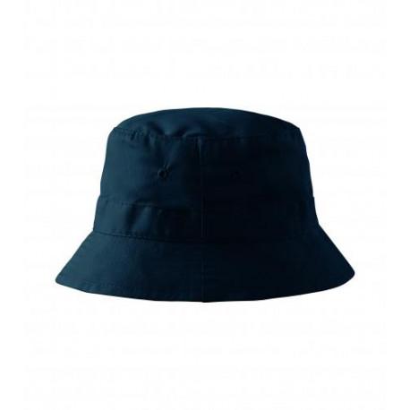 Letní bavlněný modrý klobouk Adler 81183