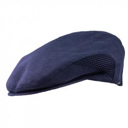 Modrá čepice bekovka Mes 81202