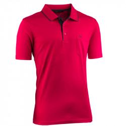 Červená pánská polokošile Tony Montana 45003