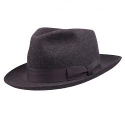 Šedý pánský klobouk Tonak 85040