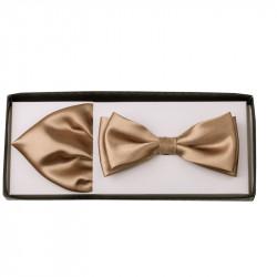 Zlatý motýlek s kapesníčkem Assante 90224