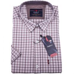Nadměrná košile béžová Tonelli 110809