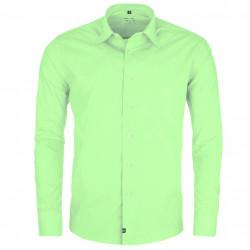 Prodloužená košile zelená Friends and Rebels 20505