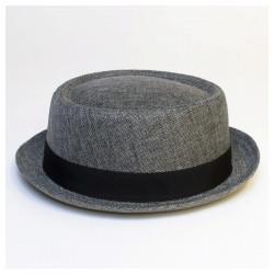 Letní lehký klobouk Giftfree šedý 161018