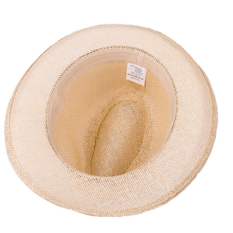 4fac98c4b Béžový pánský letní klobouk Assante 80004