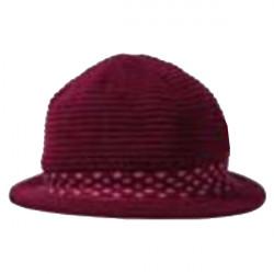 Fialový klobouk dámský Pletex 87585