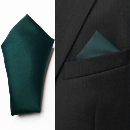 Zelený kapesníček do saka Assante 90649