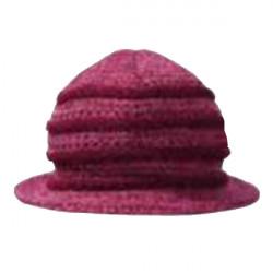Fialový klobouk dámský Pletex 87589