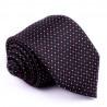 Černá kravata Greg 91035