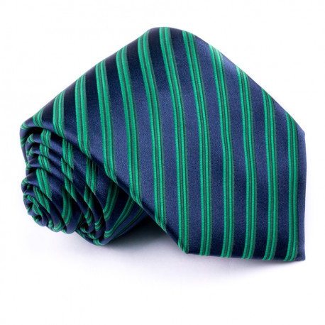 Zelená pánská kravata Greg 95014