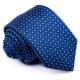 Modrá vázanka Greg 94007