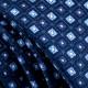 Modrá kravata Greg 94013