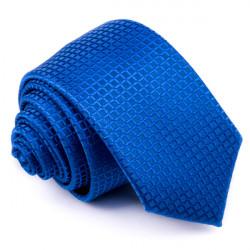 Slim kravata modrá Greg 94017