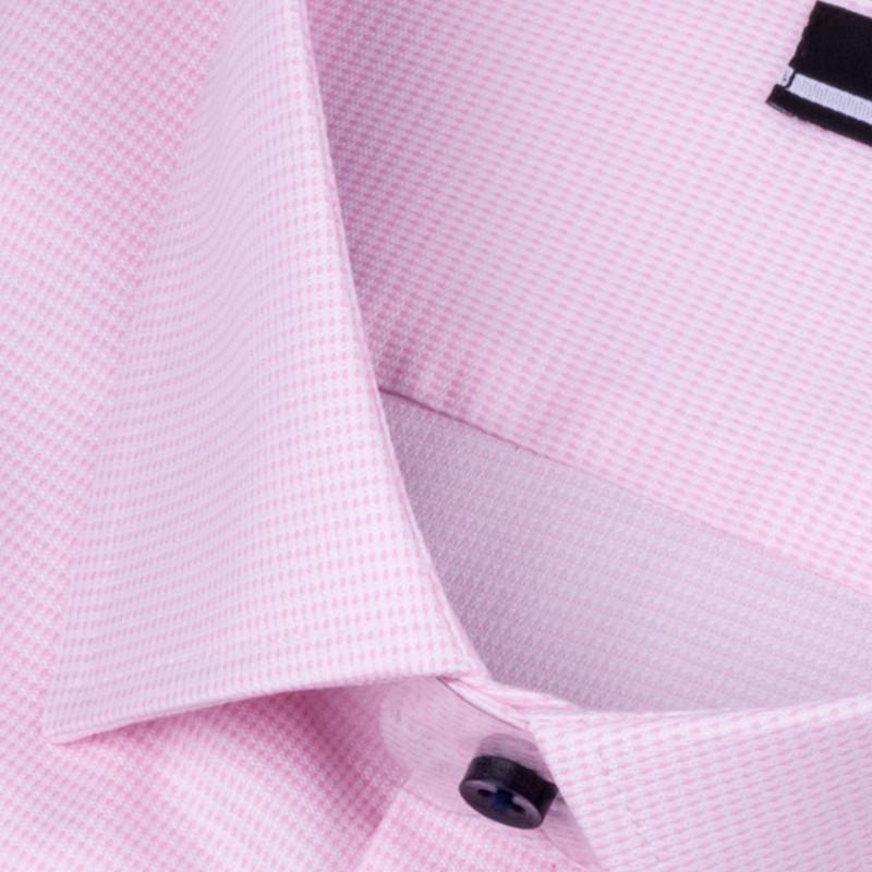23ba325a687 Nadměrná pánská košile růžová Native 120510