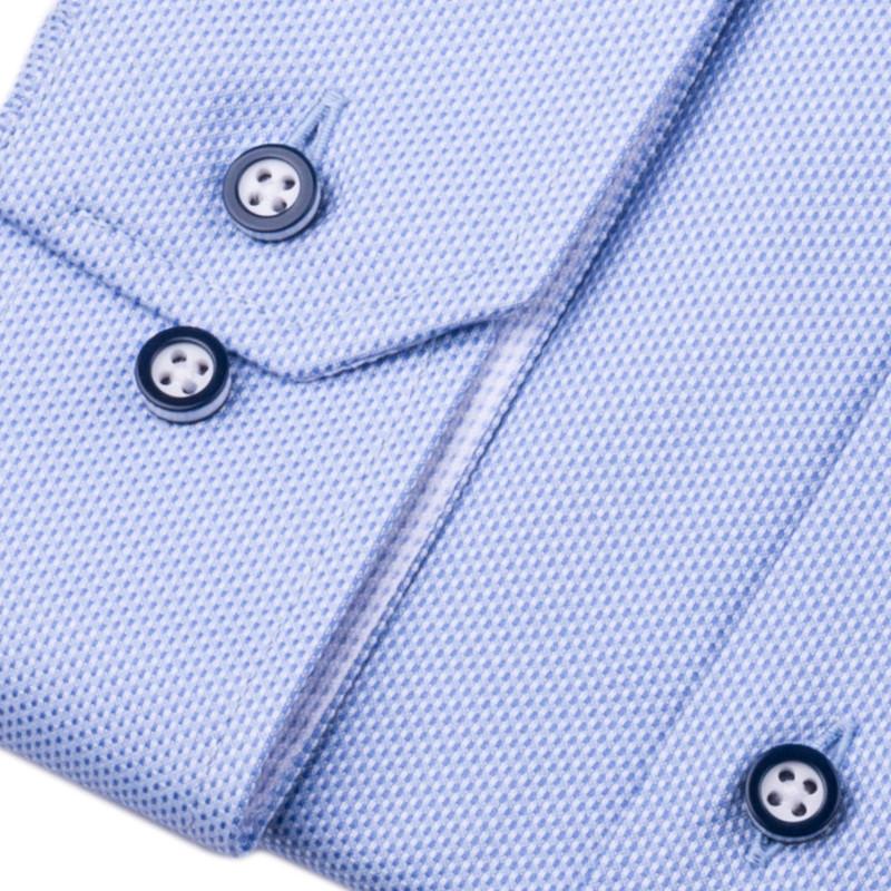 2a317b3c5a7 Nadměrná pánská košile modrá Native 120511