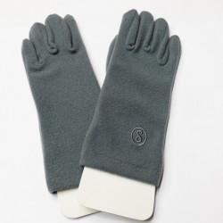 Šedé dámské rukavičky Assante 89722
