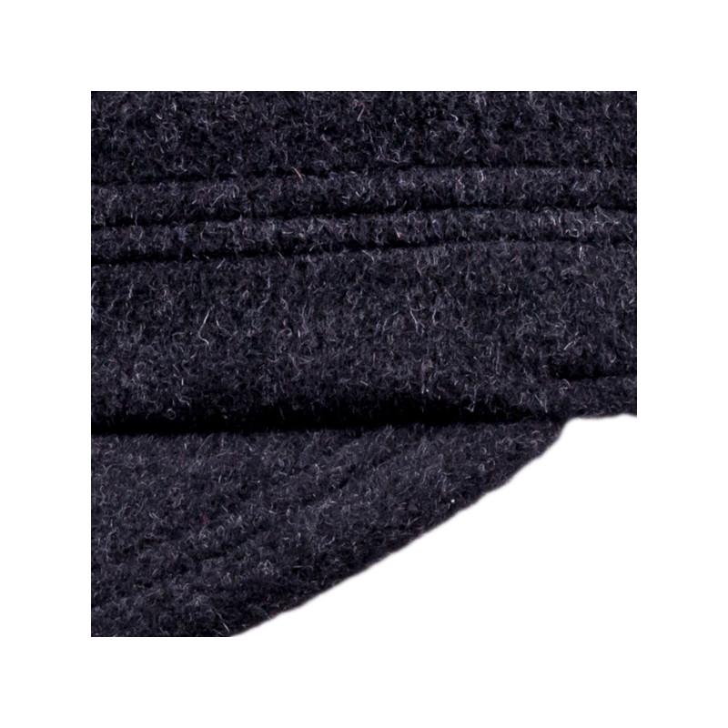 14ccc6c80 ... Pánská zimní čepice fidelka černá s naušníky Assante 0853/13