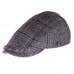 Šedohnědá pánská zimní čepice bekovka Assante 85228