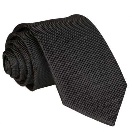 Černá kravata Rene Chagal 91007