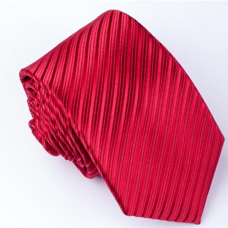 Červená kravata Greg 93148
